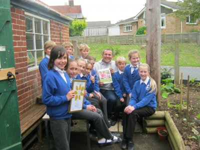 The Gardeners with Chris Collins